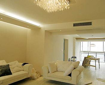 家用中央空调—— 一室一厅/客餐厅案例
