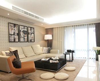家用中央空调—— 两室两厅/三室一厅案例