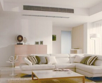家用中央空调——三室两厅/四室两厅案例